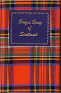 Sing a Song of Scotland by Sheila Douglas