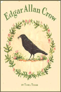 Edgar Allan Crow by Tasha Tudor