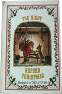The Night Before Christmas by Clement Clarke Moore, illustrated by Tasha Tudor
