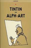 Tintin and the Alph-Art by Herg�