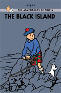 The Black Island by Herg�