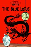 The Blue Lotus by Herg�