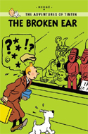 The Broken Ear by Herg�