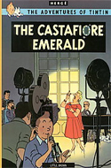 The Castafiore Emerald by Herg�