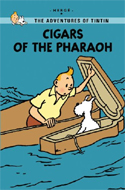 Cigars of the Pharaoh by Herg�