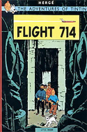 Flight 714 by Herg�