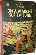 On a March� sur la Lune by Herg�