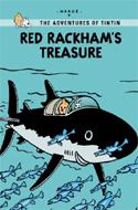 Red Rackham�s Treasure by Herg�