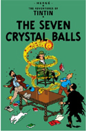 The Seven Crystal Balls by Herg�