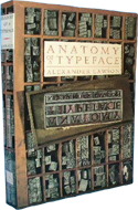 Anatomy of a Typeface by Alexander S Lawson (1990)