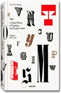 Type: v. 1: A Visual History of Typefaces and Graphic Styles by Alston W. Purvis