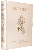 Bill the Minder by Heath Robinson