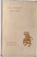 Legendary Ballards edited by Frank Sidgwick