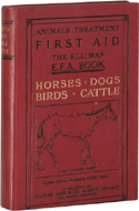 Animal's Treatment. First Aid. by Eilliman Sons & Co. (1890)