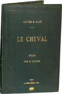 Le Cheval by Eugene Alix (1886)