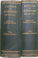 A System of Veterinary Medicine by E. Wallis Hoare (1913)