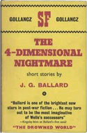 The 4-Dimensional Nightmare by J.G. Ballard