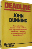 Deadline by John Dunning