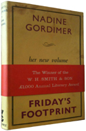 Friday�s Footprint by Nadine Gordimer