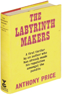 The Labyrinth Maker by Anthony Price