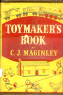 Toymaker�s Book by C.J. Maginley (1948)