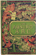 The Absurd ABC by Walter Crane