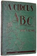 A Circus ABC by Dixie Willson