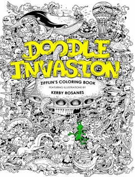 Doodle Invasion by Kerby Rosanes