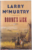 Boone's Lick by Larry McMurtry