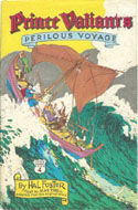Prince Valiant's Perilous Voyage by Harold Foster