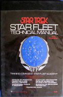 Star Trek Starfleet Technical Manual by Franz Joseph