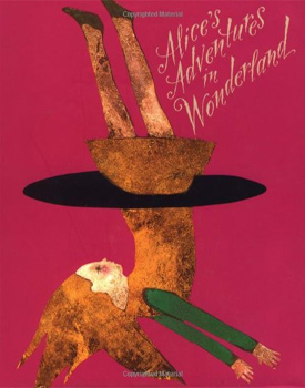 Alice's Adventures in Wonderland - illustrated by DeLoss McGraw