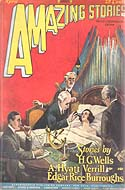 Amazing Stories 1927 Volume 2 #1