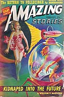 Amazing Stories 1942 Volume 16 #2