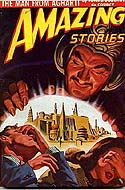Amazing Stories 1948 Volume 22 #7