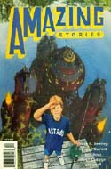 Amazing Stories 1991 Volume 66 #8