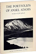 The Portfolios of Ansel Adams by Ansel Adams