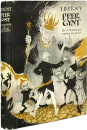 Peer Gynt by Henrik Ibsen, illustrated by Arthur Rackham