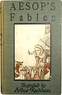 Aesop's Fables with illustrations by Arthur Rackham