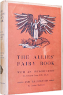 The Allies' Fairy Book with an introduction by Edmund Gosse