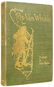 Rip Van Winkle Washington Irving and Arthur Rackham