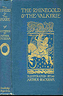 The Rhinegold & the Valkyrie by Richard Wagner