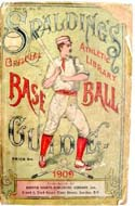 Spalding's Official Base Ball Guide - 1909