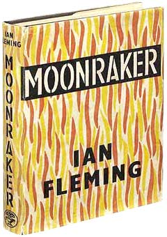 Moonraker by Ian Fleming