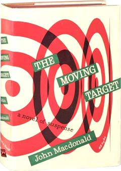 The Moving Target by John Macdonald