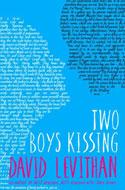 Two Boys Kissing by David Levithan