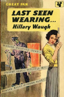 Last Seen Wearing by Hillary Waugh
