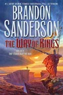The Stormlight Archive by Brandon Sanderson