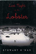 Last Night at the Lobster by Stewart O�Nan