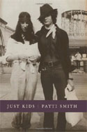 Signed copies of Just Kids by Patti Smith